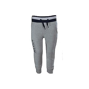 Hugo Boss Boys Hugo Boss Boy's Grey Jogging Bottoms