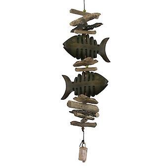 Bone Fish Double Cohasset Bell