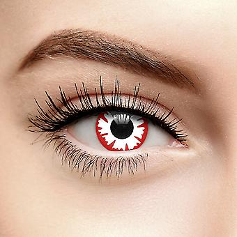 Demon Coloured Contact Lenses (Daily)