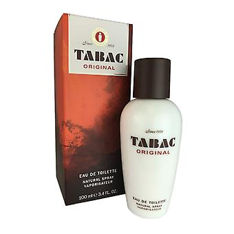 Tabac original por maurer & wirtz para homens 3.4 fl. oz edt spray