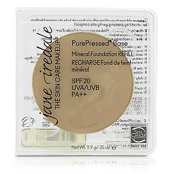 Pure pressed base mineral foundation refill spf 20 satin 208711 9.9g/0.35oz