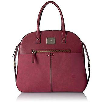 Fly London Dota636fly - Red Woman Handbags (Burgundy) 6x33x38 cm (W x H L)