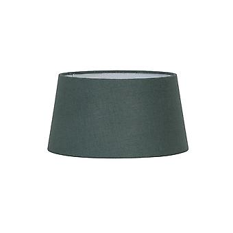Luz y vida sombra redonda 25x20.5x14cm Livigno Evergreen