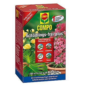 COMPO pest-free plus, 100 ml