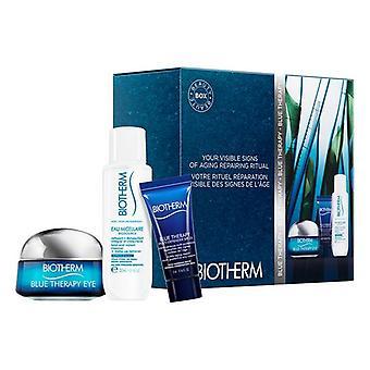 Women's Cosmetics Set Blue Therapy Eye Cream Biotherm (3 pcs)