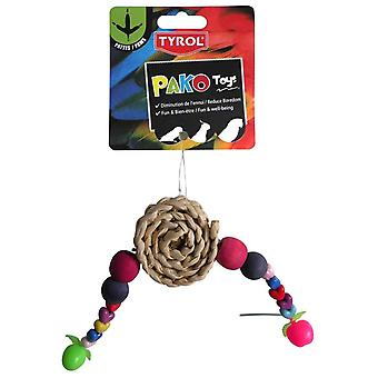 Tyrol Tootsie Toy Pako Paws (Birds , Toys)
