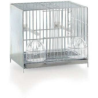 RSL Rsl Cage Ref 1060 White Exhibition (Birds , Cages and aviaries , Cages)
