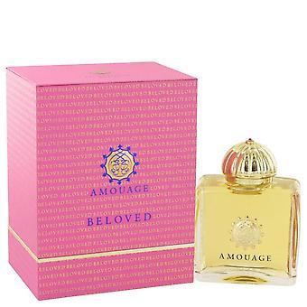 Amouage beloved eau de parfum spray by amouage   515262 100 ml