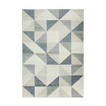 Urban Triangle Rugs In Grey