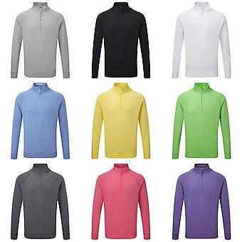 Russell Mens HD 1/4 Zip sweater