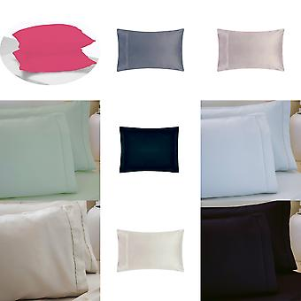 Belledorm 200 Thread Count Egyptian Cotton Housewife Pillowcases (Pair)