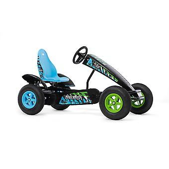 BERG X-ite BFR Off Road Pedal Go Kart Blue/Green Four Wheel Extra Large Frame Go