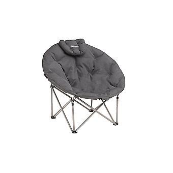 Outwell Relax Kentucky Lake Foldable Camping Chair Grey