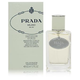Prada infusion d'iris by prada for women 1.7 oz eau de parfum spray