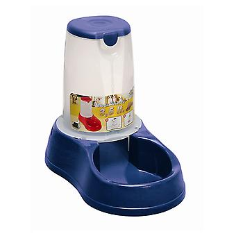 Arppe Plastic Trough Chute 6.5 L. (Dogs , Bowls, Feeders & Water Dispensers)