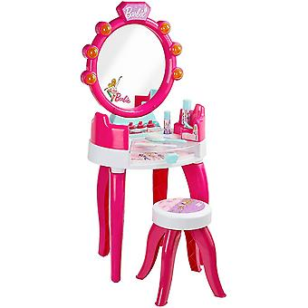 Theo Klein Barbie Beauty Studio with Vanity, Lights and Sound and Accessories