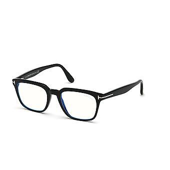 توم فورد TF5626-B 001 نظارات سوداء لامعة