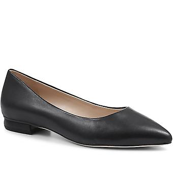 Jones Bootmaker Womens Daria Pointed Flat Shoe
