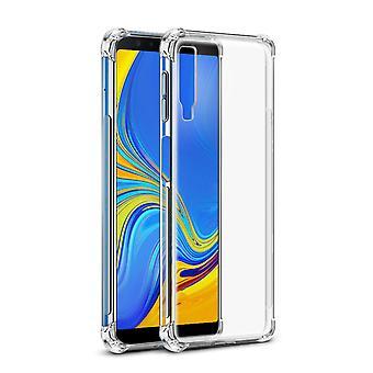 FONU Anti-Shock Verstevigde Backcover Hoesje Samsung Galaxy A7 (2018)