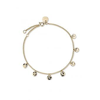 Rosefield BRACELET BMLBG-J238 - Collection THE LOIS charms dor Steel Adjustable Women