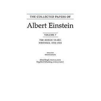 The Collected Papers of Albert Einstein - Volume 7 (Anglais) - The Ber