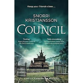 Council - Helga Finnsdottir Book II by Snorri Kristjansson - 978178429
