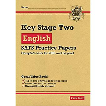 New KS2 English SATS Practice Papers - Pack 4 (for the 2020 tests) by