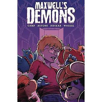Maxwell's Demons - Volume 1 by Deniz Camp - 9781939424327 Book