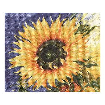Kit Alisa Cross Stitch - Mensageiro do Sol