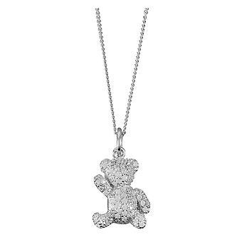 Orton West Teddy hanger - zilver