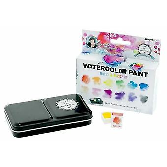 Studio Light Aquarelset Art By Marlene 2.0 nr.01 WCBM01