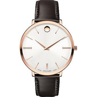 Movado - Montre-bracelet - Unisex - 0607093 - Ultra Slim -