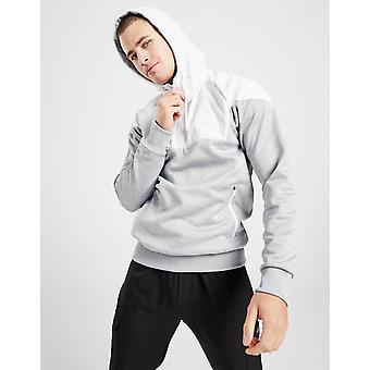 Nouveau McKenzie Men-apos;s Adley Poly Fleece 1/4 Zip Hoodie Grey