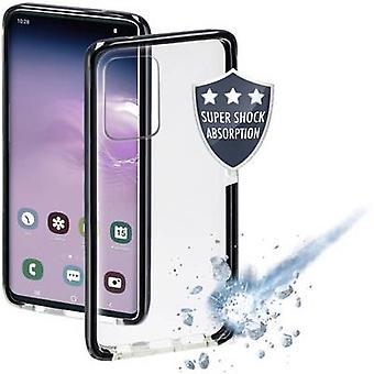Hama Protector Cover Samsung Galaxy S20+ Transparent, Noir