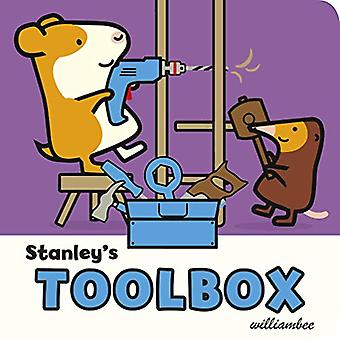 Stanley's Toolbox by William Bee - 9780857551184 Book