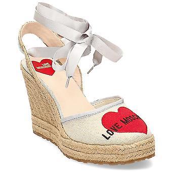 Love Moschino JA1048AI0AJM0104 universal summer women shoes