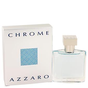 Vaporisateur Eau De Toilette Chrome de Azzaro 1 oz Eau De Toilette vaporisateur