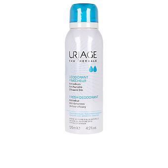 New Uriage Fresh Deodorant Spray 125 Ml For Women