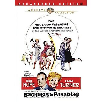Bachelor in Paradise (Remastered) [DVD] USA import