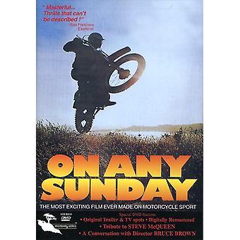 On Any Sunday [DVD] USA import