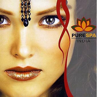 Alisan & Kej - Pure Spa India [CD] USA import