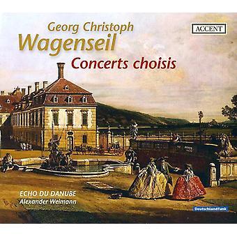 G. Wagenseil - Georg Christoph Wagenseil: Konsertteja Choisis [CD] USA tuonti
