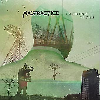 Malpractice - Turning Tides [CD] USA import