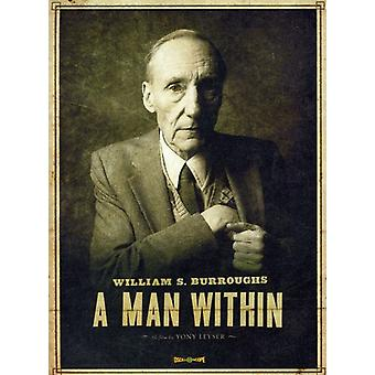 William S. Burroughs: A Man Within [DVD] USA import