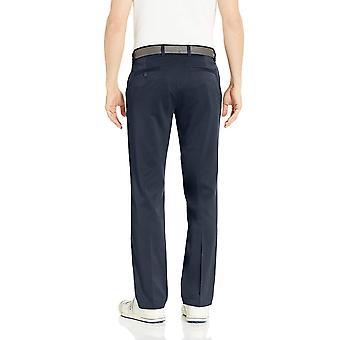 Essentials Men's Standard Straight-Fit Stretch Golf, Navy, Size 32W x 32L