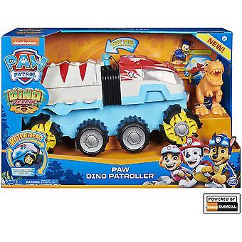 Pat Patrol Dino Rescue Dino Patroller