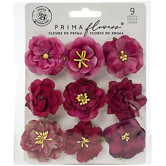 بريما التسويق جميلة الفسيفساء الزهور Opalite