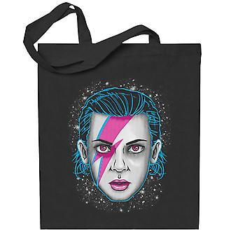 Stranger Things Eleven Lightning Bolt Totebag