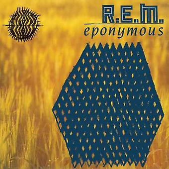 R.E.M. - Eponymous (LP) [Vinyl] USA import
