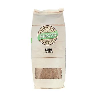 Graines de Lin Marron Bio 500 g